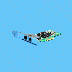 Dual Port Gigabit Ethernet PCI - Express Card